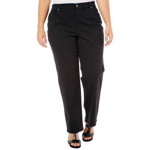 5fe03700458 Gloria Vanderbilt Plus Amanda Stretch Jeans
