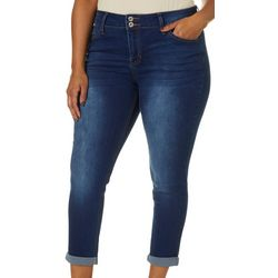 Hydraulic Plus Curvy Super Skinny Denim Jeans
