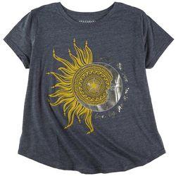 Ana Cabana Plus Sun And Moon Love T-Shirt