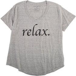 Ana Cabana Plus Relax Short Sleeve T-Shirt