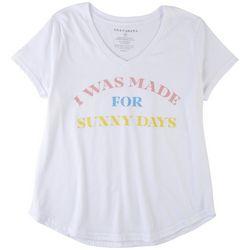Ana Cabana Plus Made For Sunny Days T-Shirt