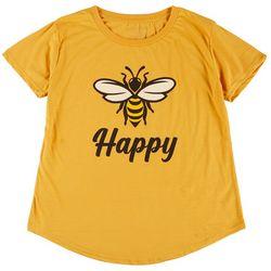 Ana Cabana Plus Bee Happy T-Shirt