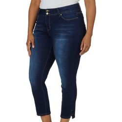 Royalty by YMI Juniors Plus Tummy Control Skinny Jeans