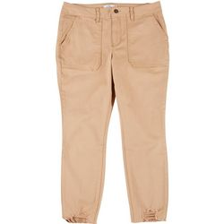 Royalty by YMI Womens Mid Rise Solid Pants