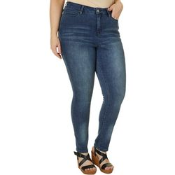 Royalty by YMI Plus Hide Your Muffin Skinny Jeans