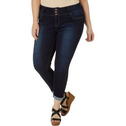 Plus Perfect Tummy Control Jeans
