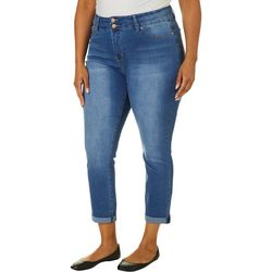 Royalty by YMI Plus Hide Your Muffin Top Skinny Jeans