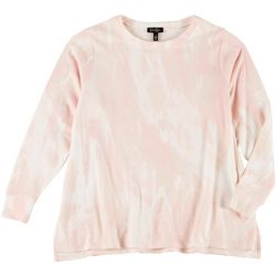 Jessica Simpson Plus Marbled Pullover Sweater