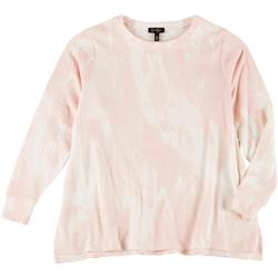 Plus Marbled Pullover Sweater