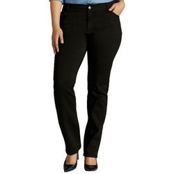 Lee Plus Solid Flex Motion Jeans