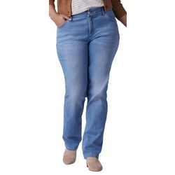 Lee Plus Flex Motion Pocket Jeans