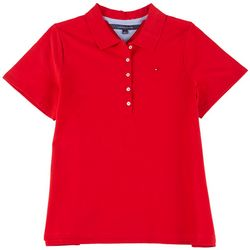 Tommy Hilfiger Plus Core Solid Polo Shirt