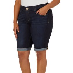 Democracy Plus Ab-solution Curve Equality Bermuda Shorts
