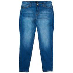 D. Jeans Plus Antiviral Denim Skinny Pants