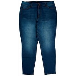 D. Jeans Plus Antiviral Denim Skinny Pants