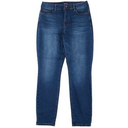 D. Jeans Plus Recycled Skinny Leg Denim Jeans