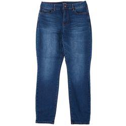 D. Jeans Plus Recycled Skinny Leg Denim Jeans