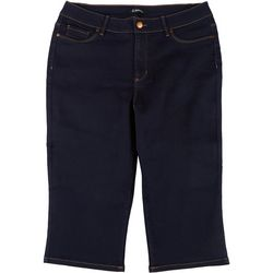 D. Jeans Plus Muffin Eliminator Denim Capris