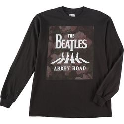 The Beatles Plus Abbey Road Graphic Long Sleeve T-Shirt