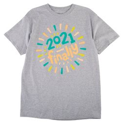 Gold Rush Plus 2021 Finally Graphic T-Shirt