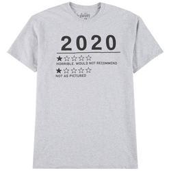 Plus 2020 Graphic T-Shirt