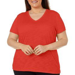 Dept 222 Plus Luxey V-Neck T-Shirt