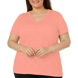 Dept 222 Plus Luxey V-Neck T-Shirt