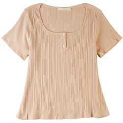 Lush Plus Knit Top