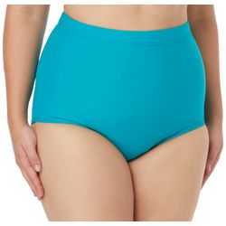 Coco Reef Plus Solid High Waist Swim Bottoms
