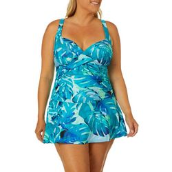 Emerald Bay Plus Calypso One Piece Swimdrss