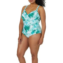 Emerald Bay Plus Raindance Mio One Piece Swimsuit