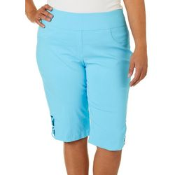 Hearts of Palm Plus In The Limelight Skimmer Shorts