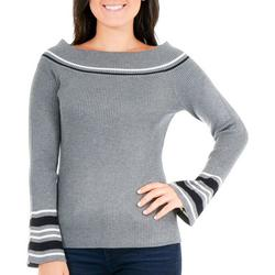 Petite Off-the-Shoulder Sweater