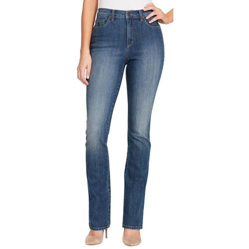 e14d162f103 Gloria Vanderbilt Petite Amanda Boot Cut Jeans