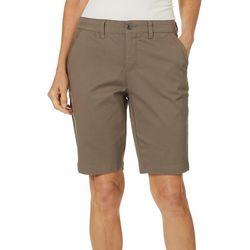 Gloria Vanderbilt Petite Nimah Bermuda Shorts