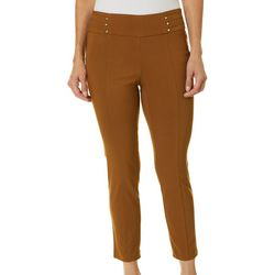 Rafaella Petite Comfort Fit Pull-On Ankle Pants