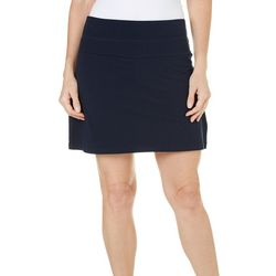 Petite Absolute Summer Tummy Control Skort