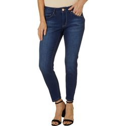 Royalty by YMI Petite Ray Rich Stretch Skinny Jeans