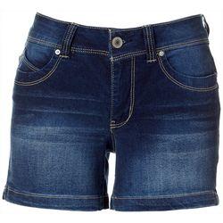 Petite WannaBettaButt Shorts With Side Slit