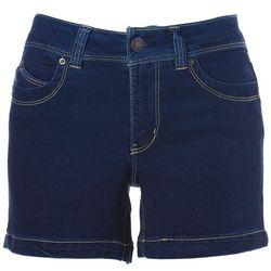 Petite WannaBettaButt Denim Shorts