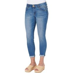 Democracy Petite Light Ankle Jeans