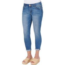 Petite Light Ankle Jeans