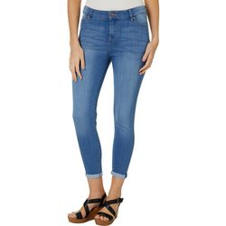 Celebrity Pink Petite High Rise Denim Ankle Jeans