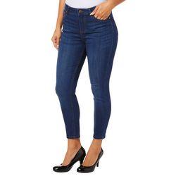 Celebrity Pink Petite High Rise Denim Ankle Jeans