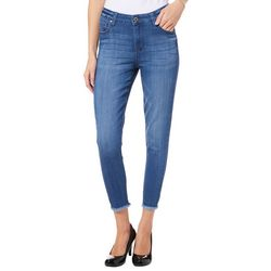 Celebrity Blues Petite Infinite Stretch Ankle Jeans