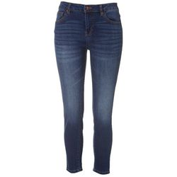 D. Jeans Petite Recycled High Waisted Skinny Jeans