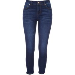 D. Jeans Petite High Waist Skinny Pants