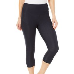 Khakis & Co Petite Suave Flat Front Leggings