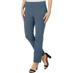 Briggs Petite Millennium Solid Pull On Pants