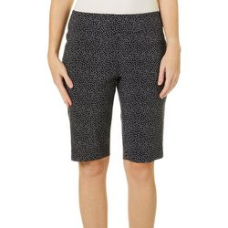 Counterparts Petite Polka Dot Print Skimmer Shorts